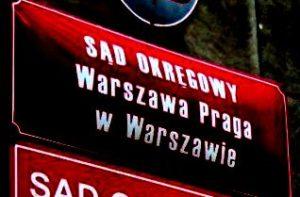 sąd okręgowy warszawa - praga
